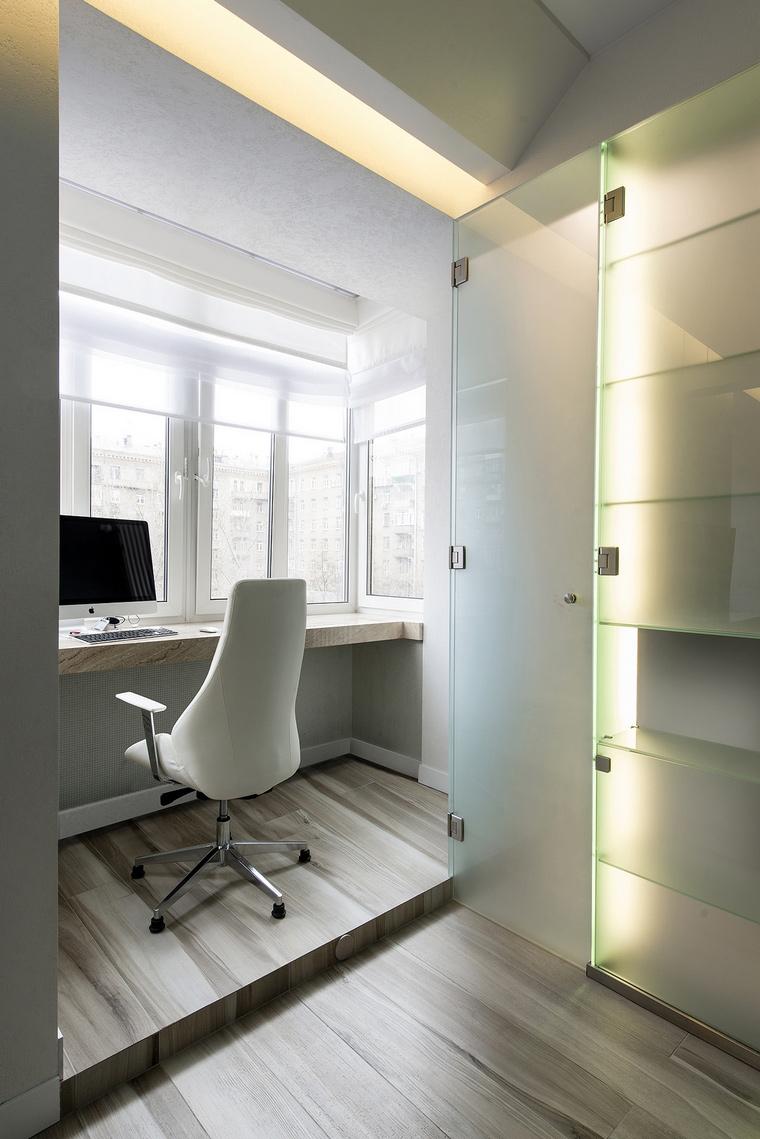Квартира. гостиная из проекта , фото №60507