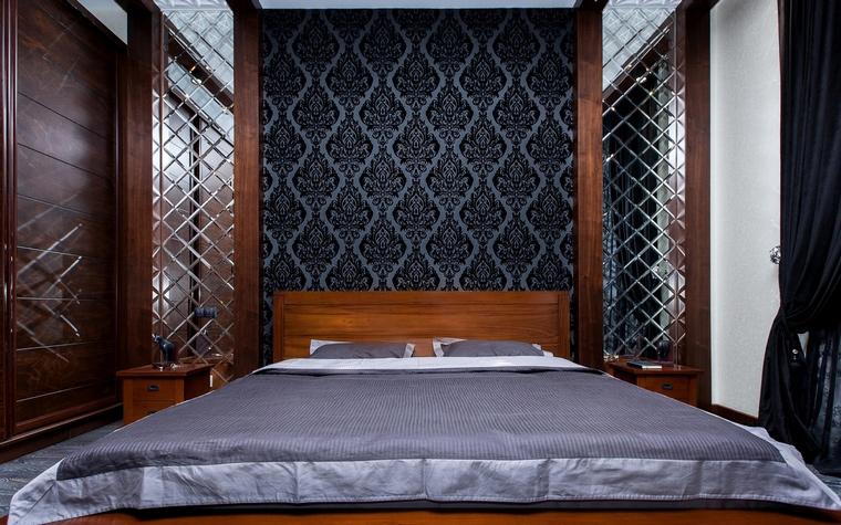 Фото № 60527 спальня  Квартира
