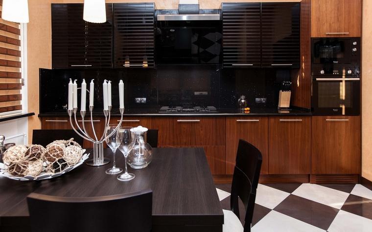 Фото № 60524 кухня  Квартира