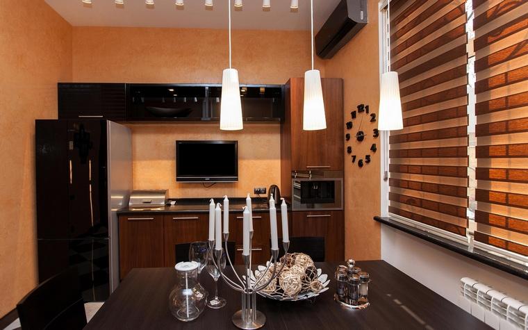Фото № 60525 кухня  Квартира