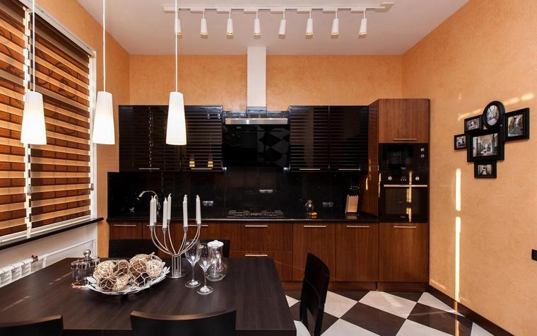 Фото № 60526 кухня  Квартира