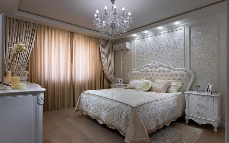 Фото № 60572 спальня  Квартира