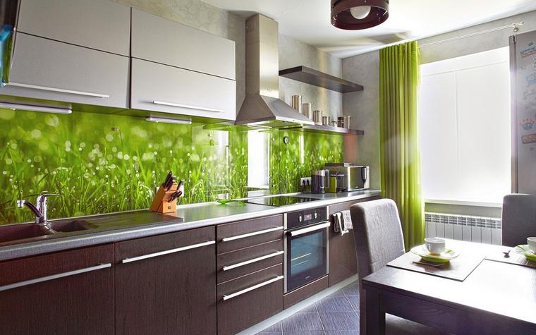 Квартира. кухня из проекта , фото №60586