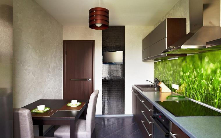 Квартира. кухня из проекта , фото №60587