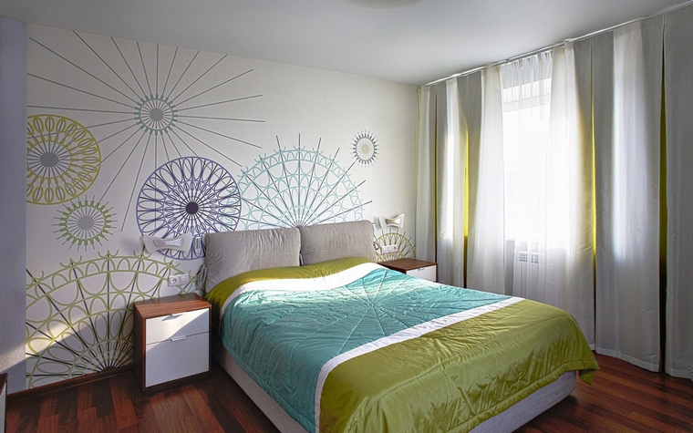 спальня - фото № 60592