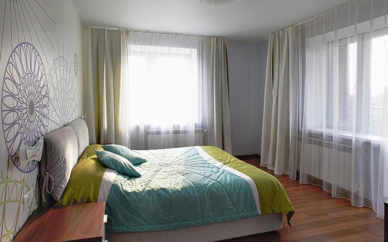 Квартира. спальня из проекта , фото №60593