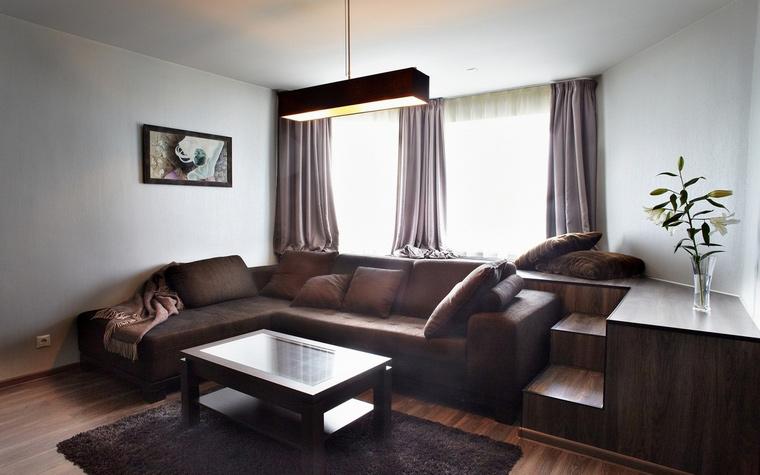 Квартира. гостиная из проекта , фото №60584