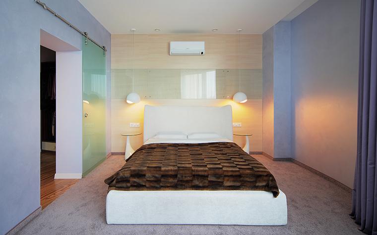интерьер спальни - фото № 60771