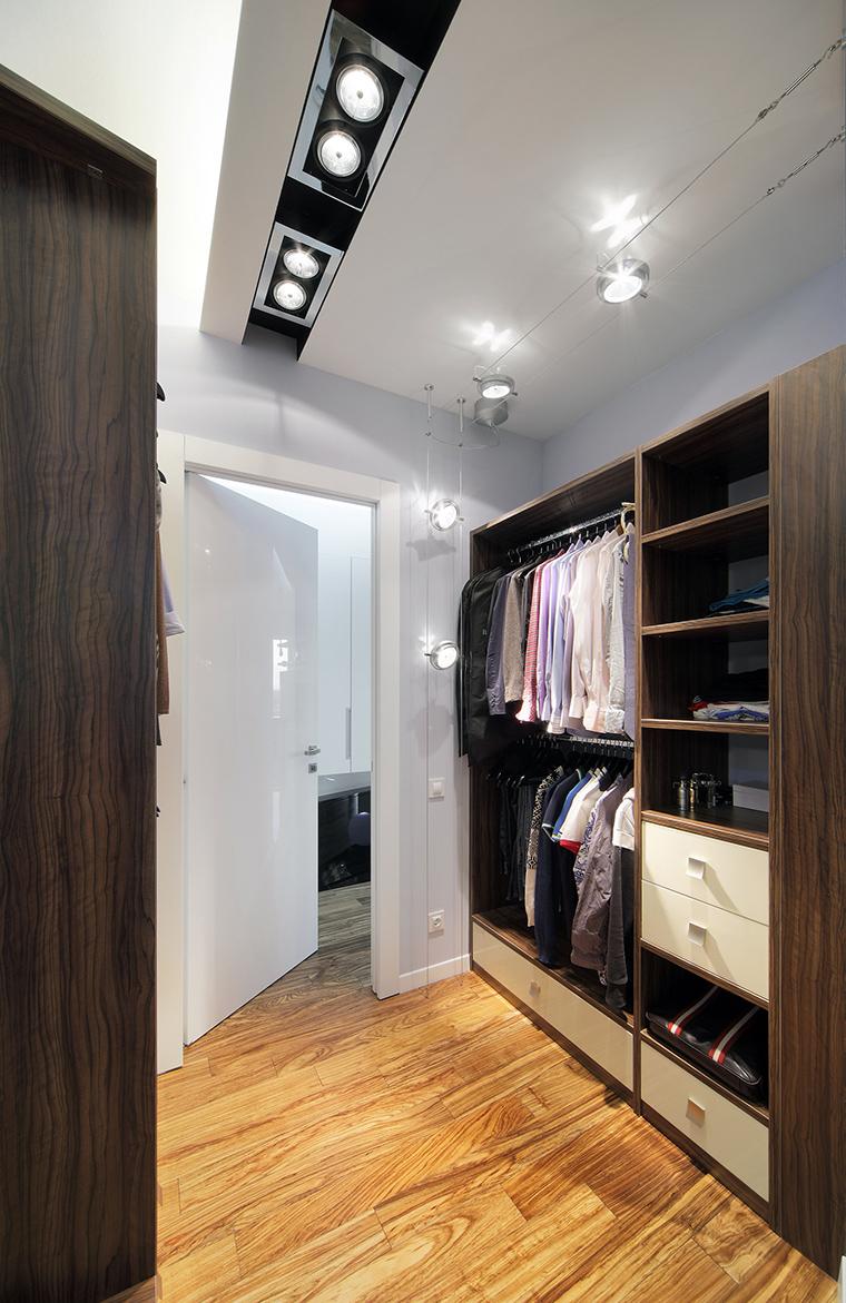 интерьер гардеробной - фото № 60778