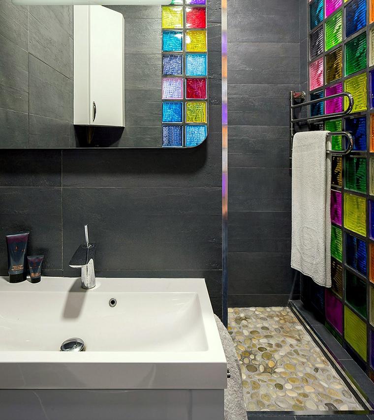 Квартира. ванная из проекта Мечта в стиле Лофт, фото №60664