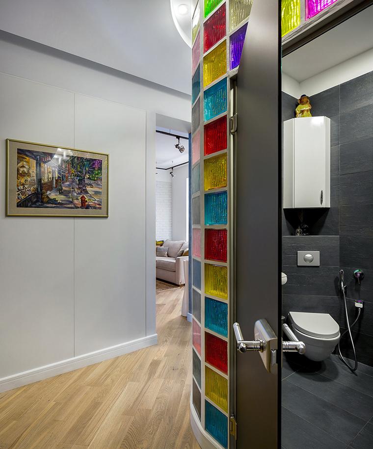 Квартира. ванная из проекта Мечта в стиле Лофт, фото №60663
