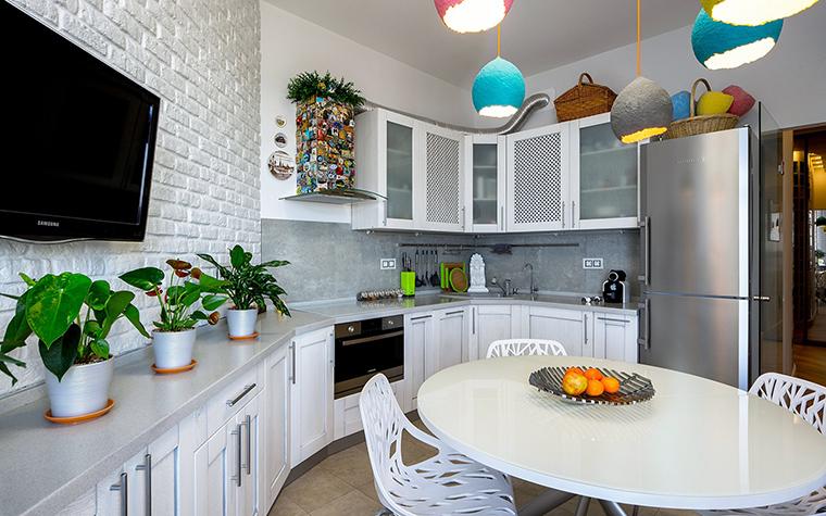 Квартира. кухня из проекта Мечта в стиле Лофт, фото №60668
