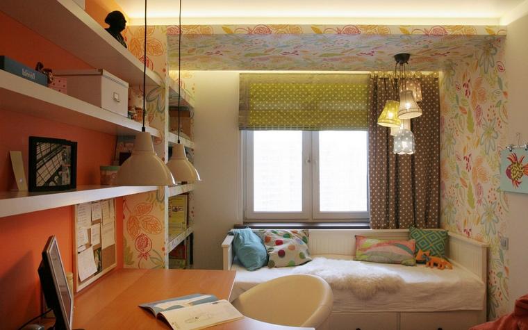 Фото № 60680 детская  Квартира
