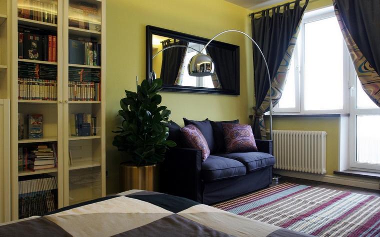 Фото № 60677 спальня  Квартира