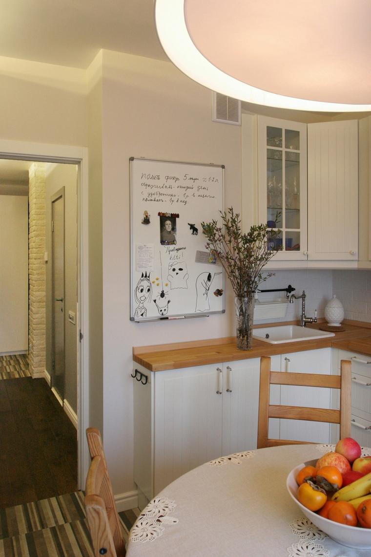 Фото № 60684 кухня  Квартира