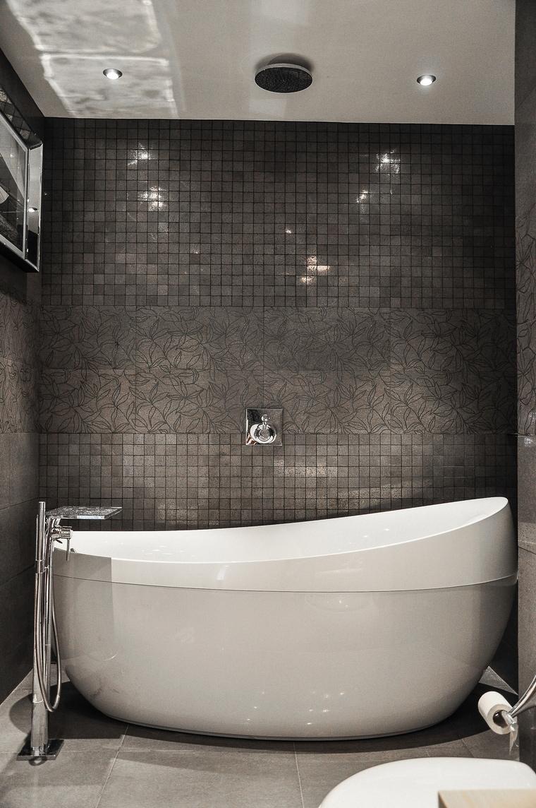 Квартира. ванная из проекта , фото №60694