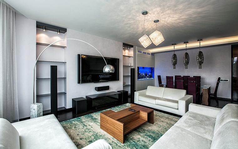 интерьер гостиной - фото № 60703