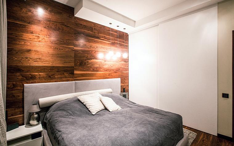 интерьер спальни - фото № 60797