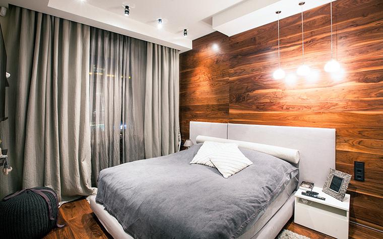 интерьер спальни - фото № 60798