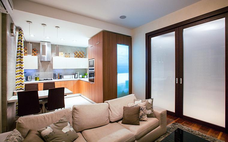 интерьер гостиной - фото № 60802