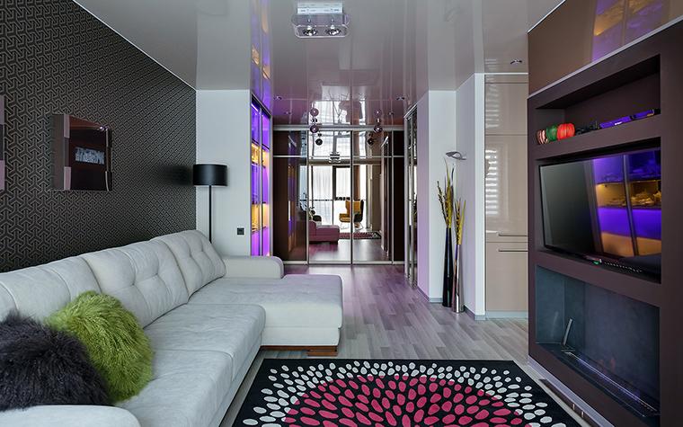интерьер гостиной - фото № 60842