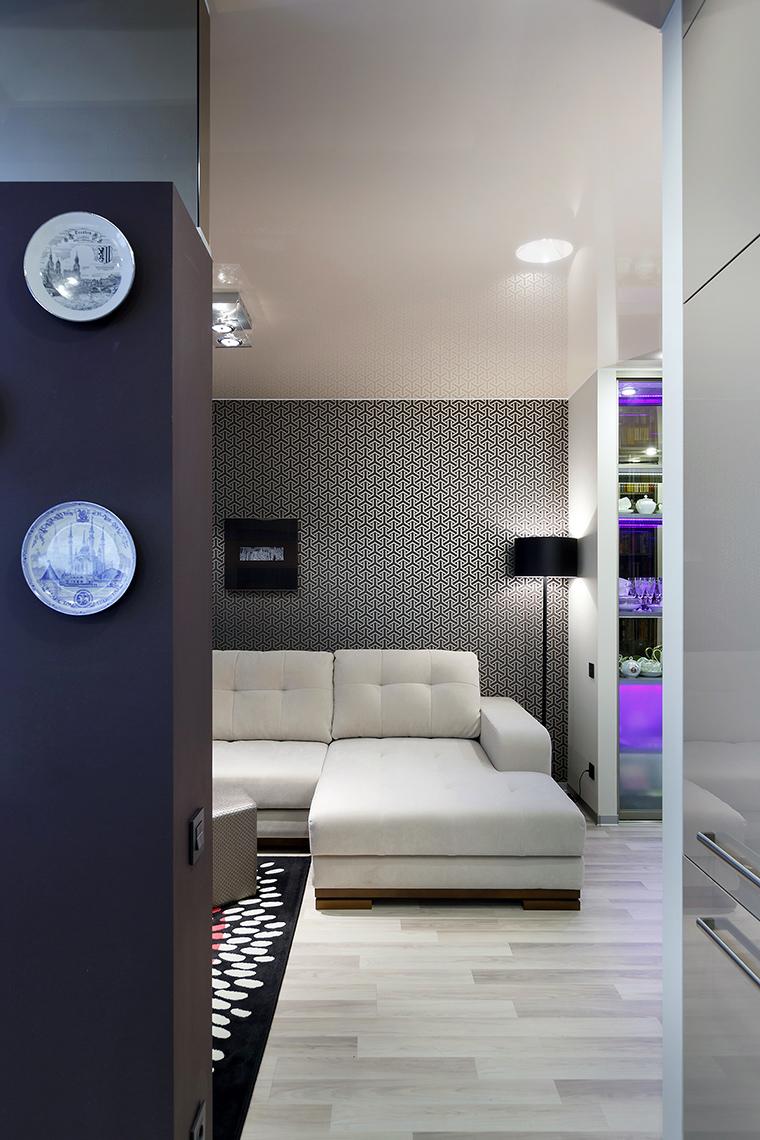 интерьер гостиной - фото № 60849