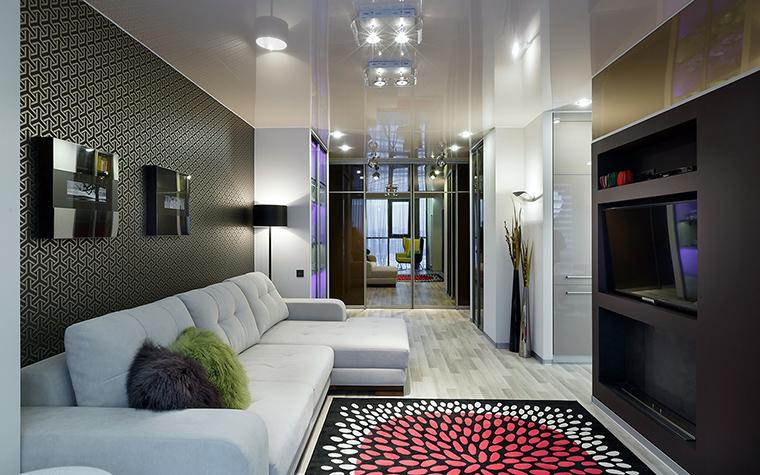 интерьер гостиной - фото № 60843