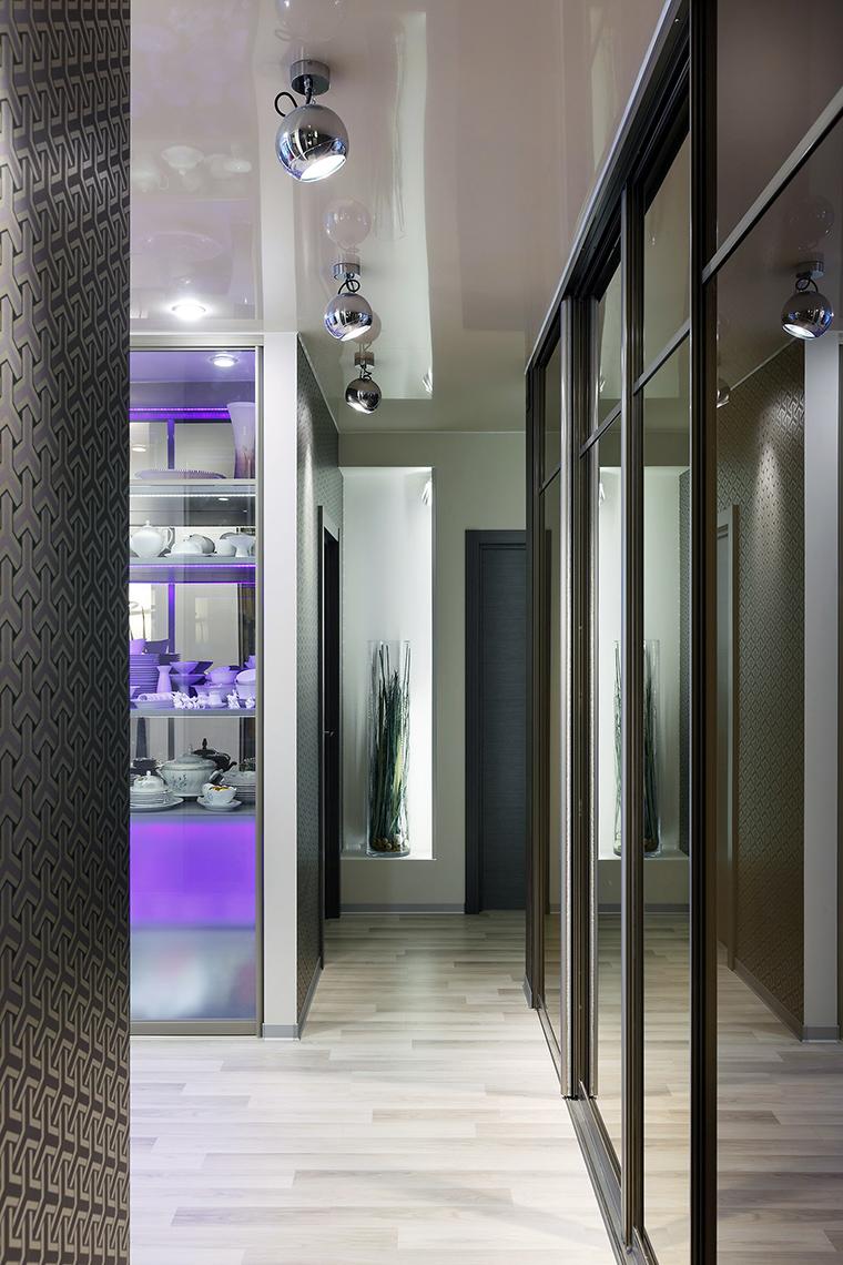 Квартира. холл из проекта , фото №60853