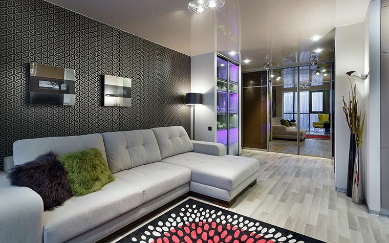 интерьер гостиной - фото № 60846