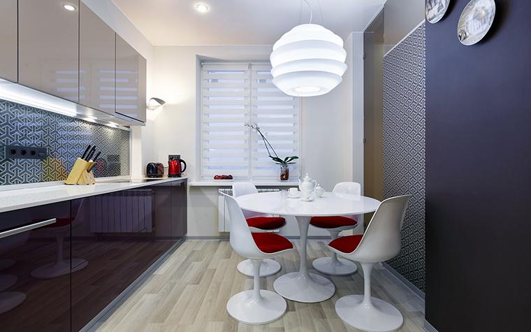 Квартира. кухня из проекта , фото №60854