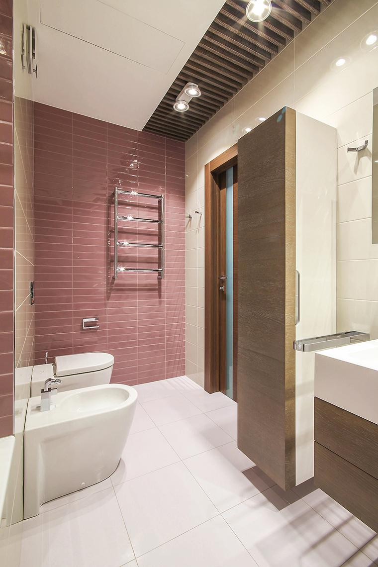 Квартира. ванная из проекта , фото №61046