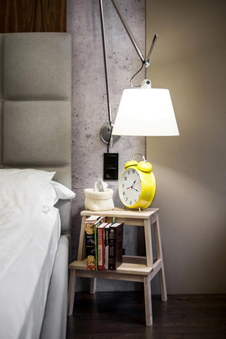 интерьер спальни - фото № 60923
