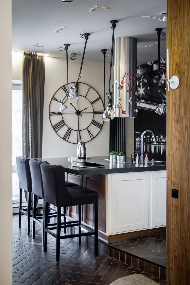 Фото № 60910 кухня  Квартира