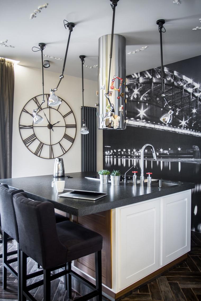 Фото № 60912 кухня  Квартира