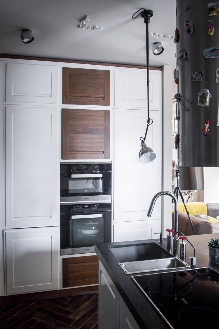 Фото № 60914 кухня  Квартира