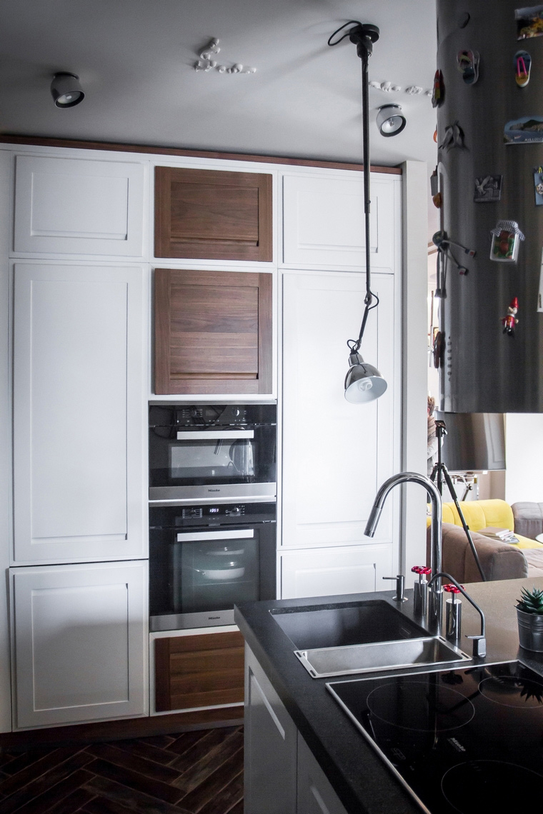 интерьер кухни - фото № 60914