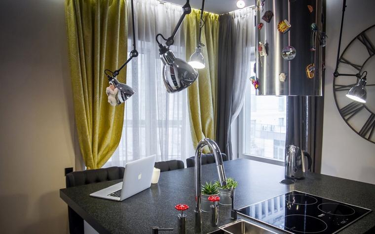Фото № 60915 кухня  Квартира