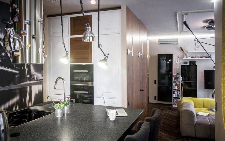 интерьер кухни - фото № 60916