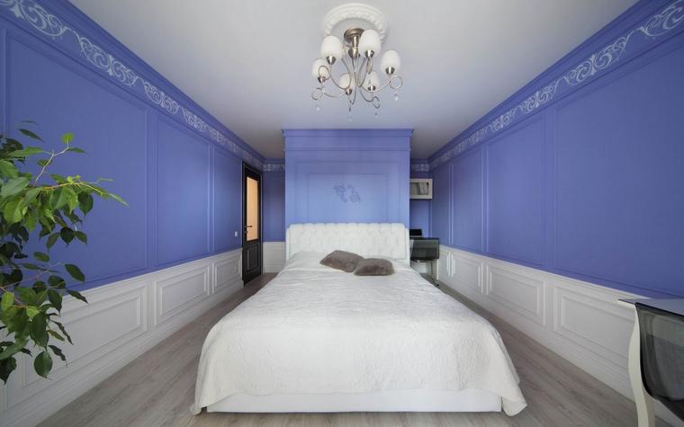 Фото № 60994 спальня  Квартира