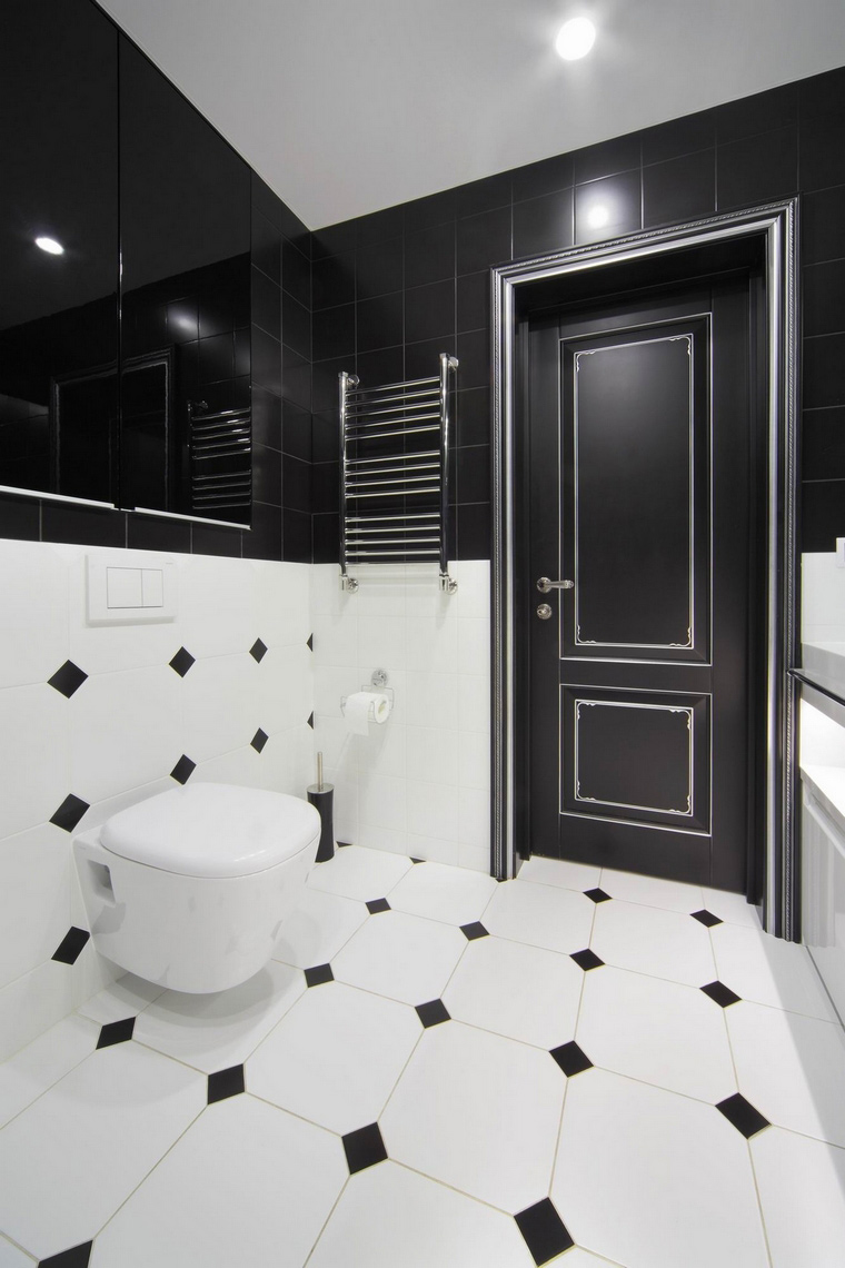 Фото № 60999 ванная  Квартира