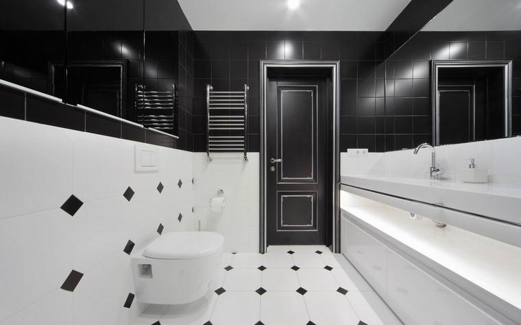Фото № 61000 ванная  Квартира