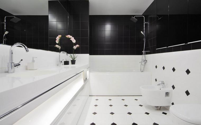 Фото № 61001 ванная  Квартира