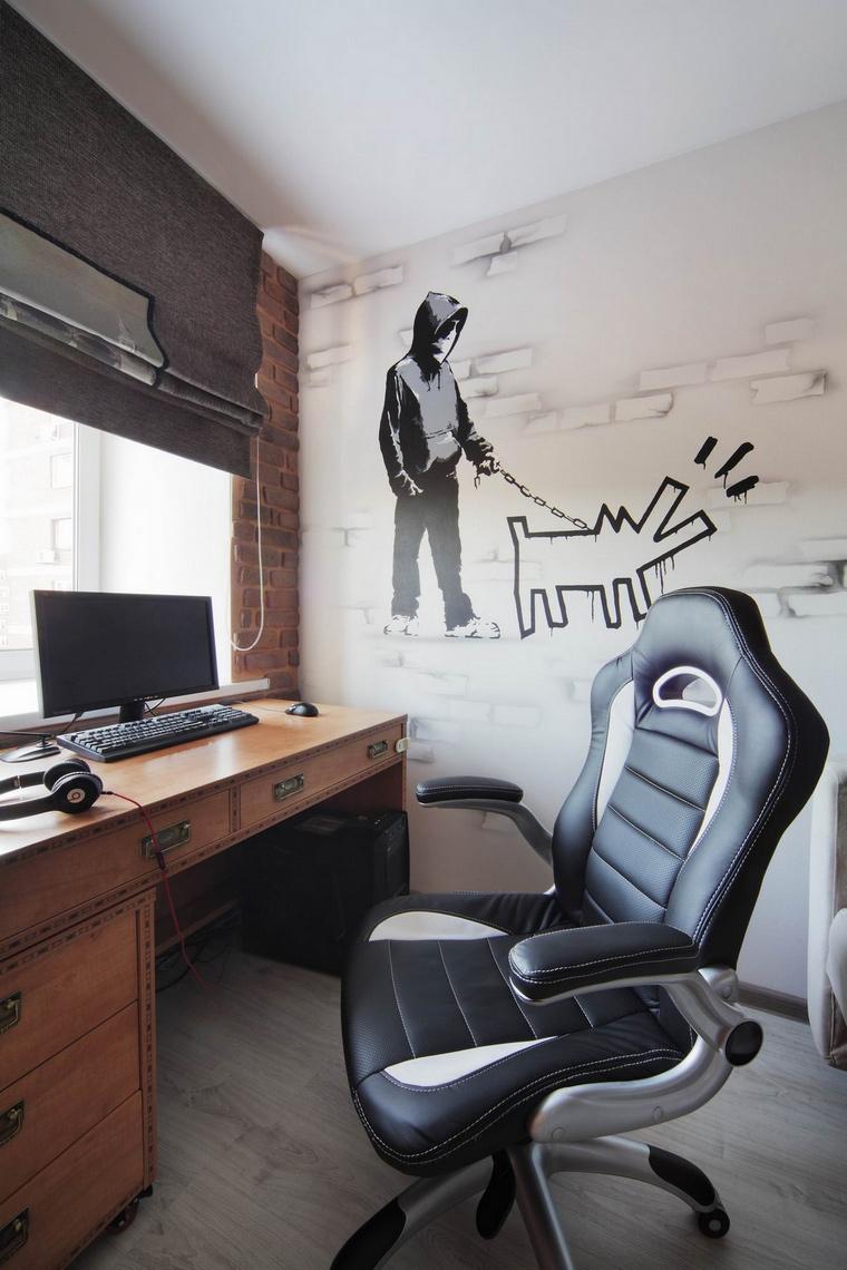 интерьер кабинета - фото № 60991