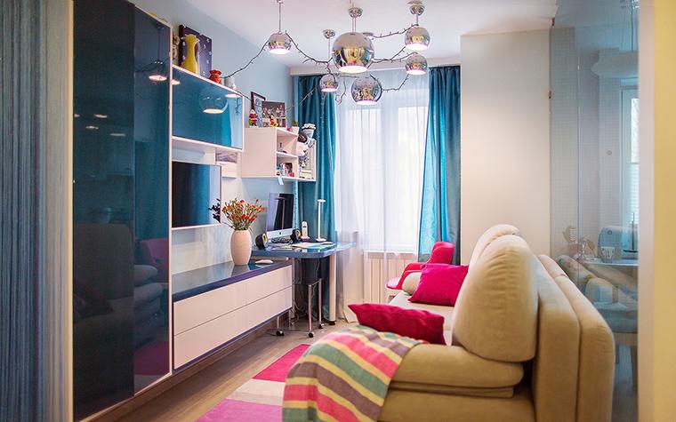 Квартира. гостиная из проекта , фото №61016