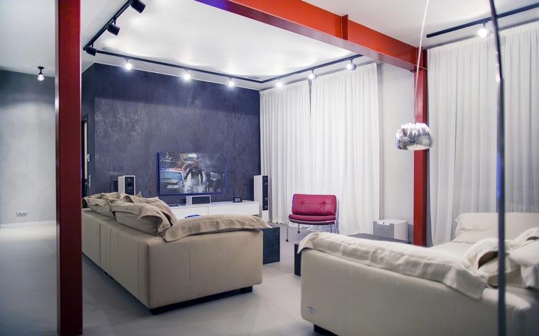 Фото № 61026 гостиная  Квартира
