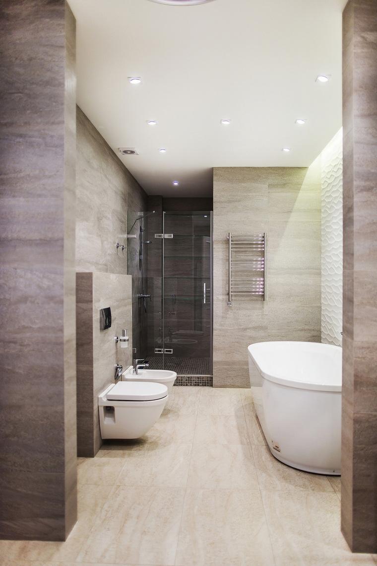Фото № 61035 ванная  Квартира