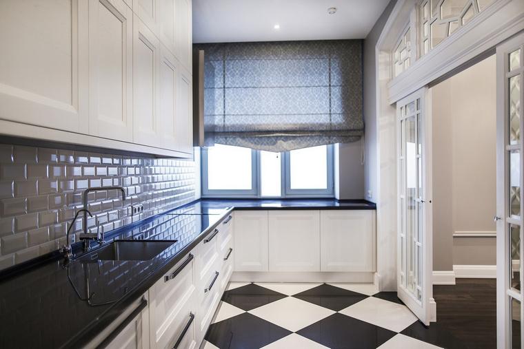 Фото № 61032 кухня  Квартира