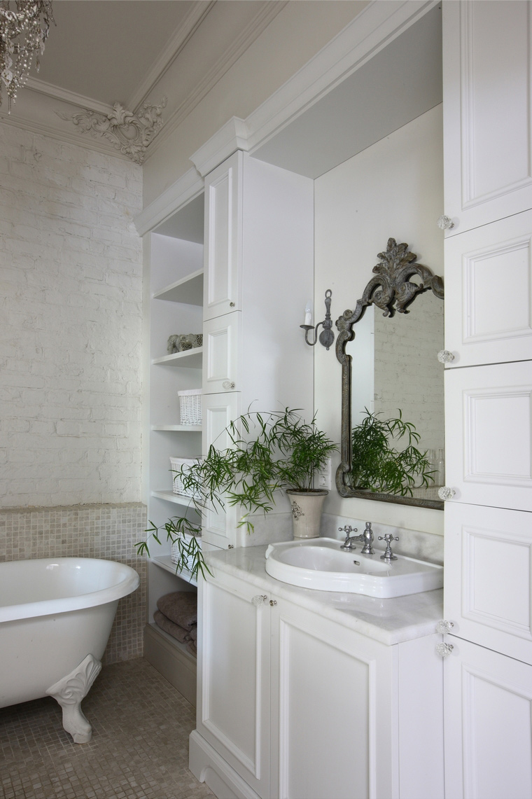 интерьер ванной - фото № 61181