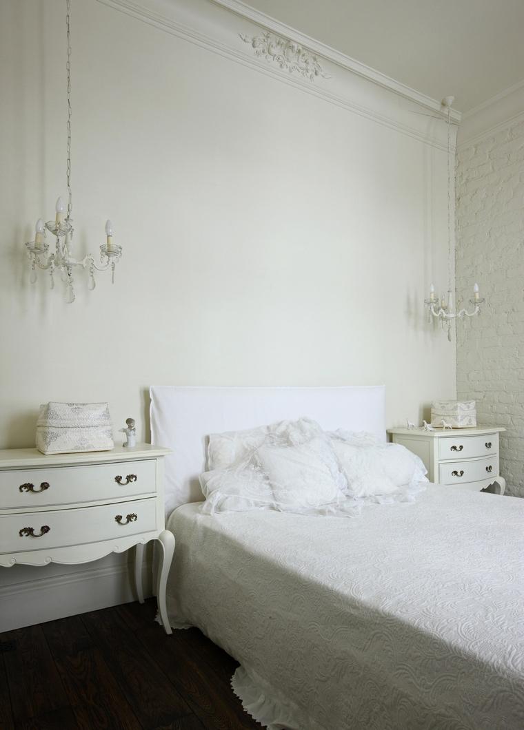 интерьер спальни - фото № 61178