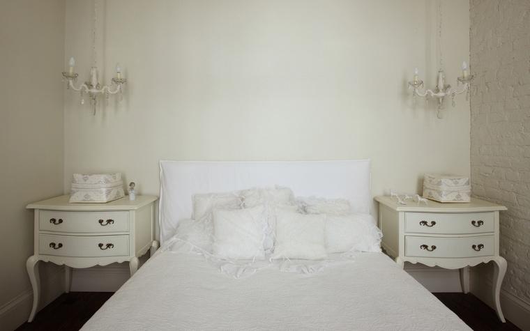 Квартира. спальня из проекта , фото №61179